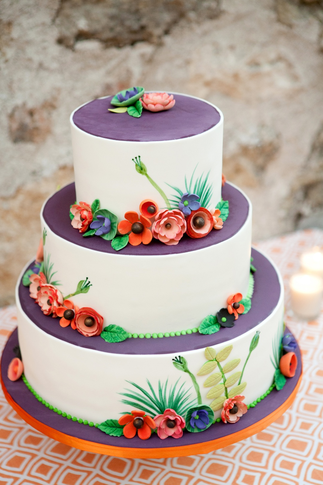 gluten free wedding cake idea
